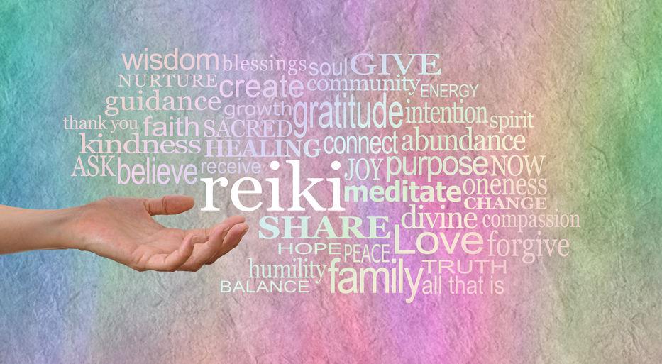 Reiki, Geistiges Heilen, Handauflegen