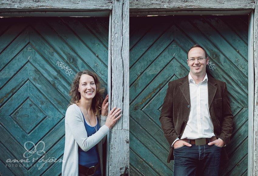 Collage 1 - Portraitshooting in Lüneburg Sabrina & Robert