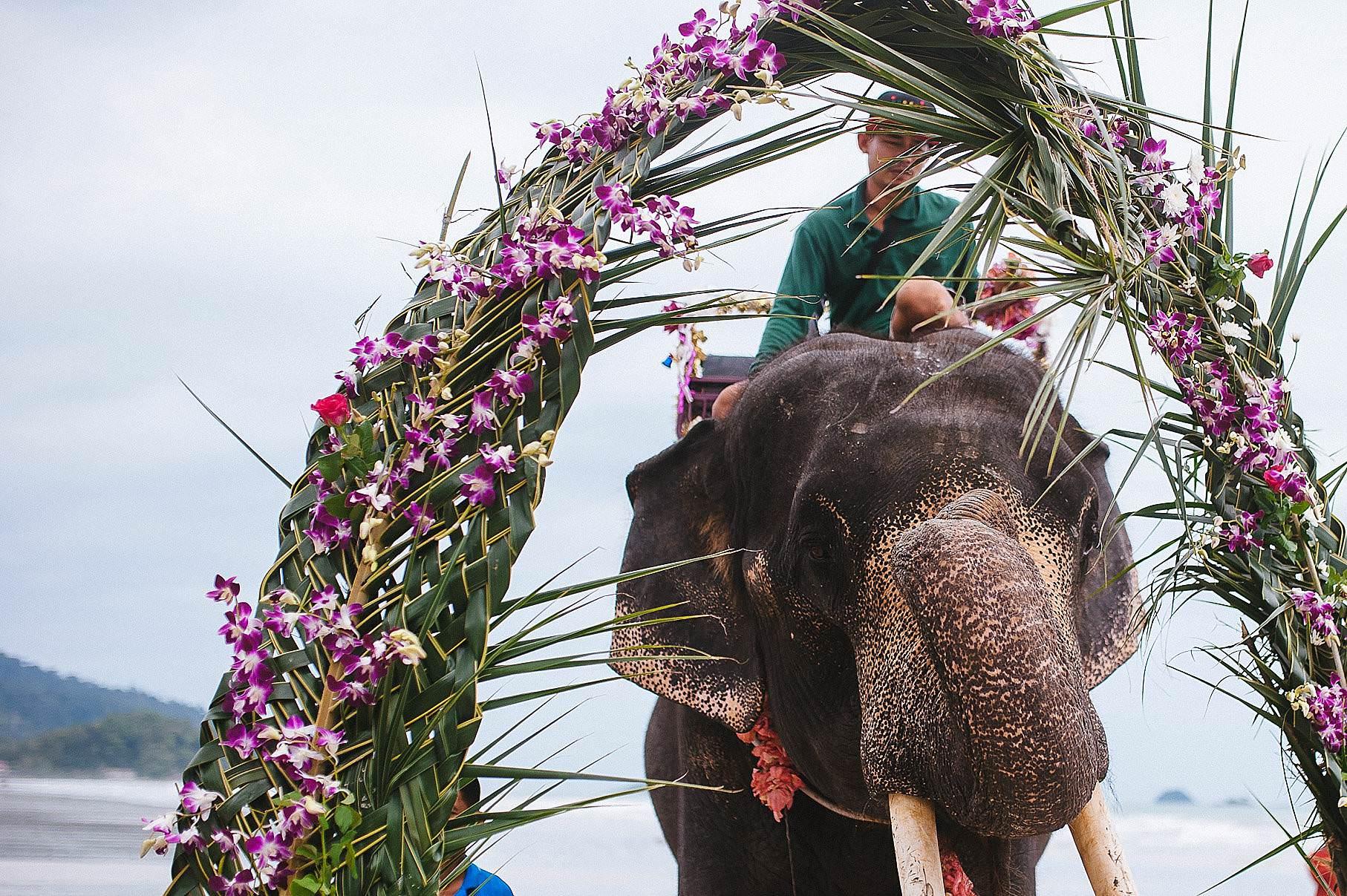 Chinesische Hochzeit auf Koh Chang Thailand  Cindy  Dagger