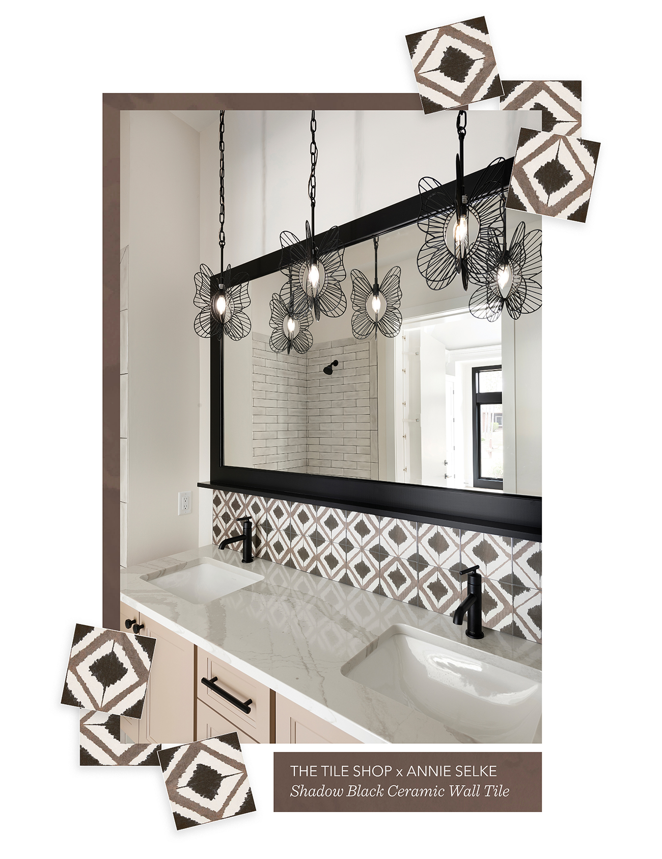 10 ideas for decorating with tile