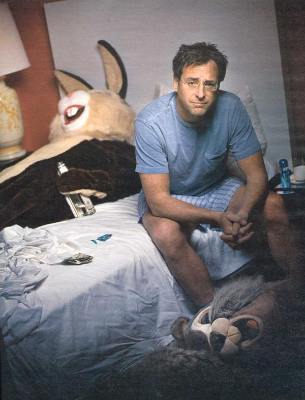 the real Bob Saget. bless his heart.
