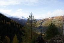 Ausblick in Südtirol