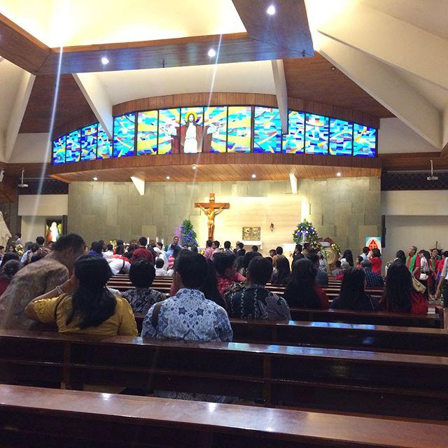 Misa Natal 2017 Santo Arnoldus Janssen 2017