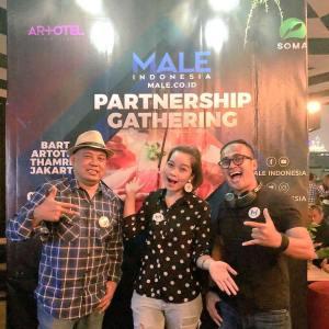 Male Indonesia Partnership Gathering