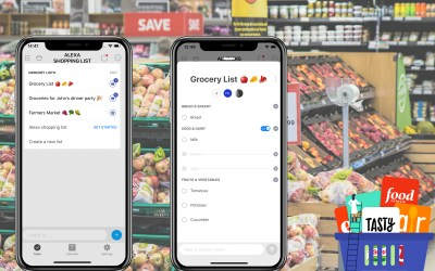 anydo grocery list app feature shopping