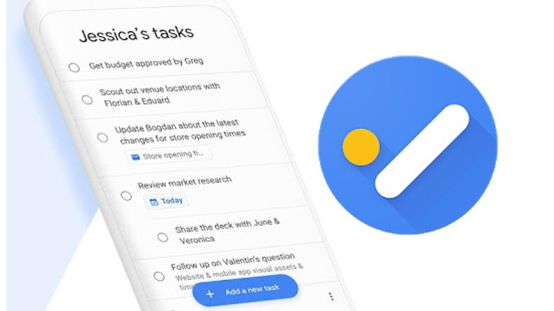 Import Google Tasks to Any.do