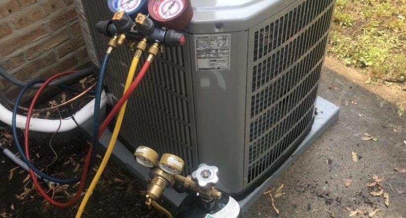 New American Standard AC Installation in Skokie, IL