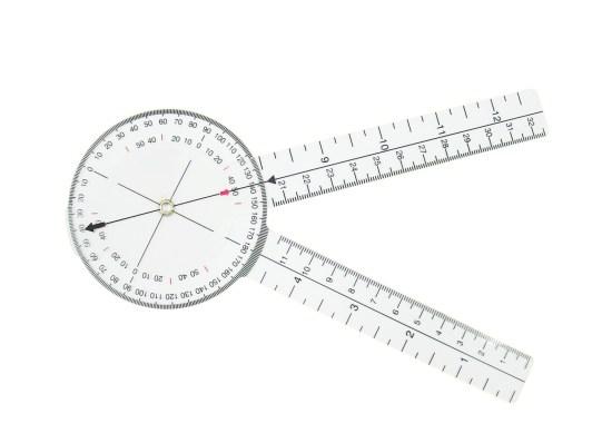 Goniometer 8 inch