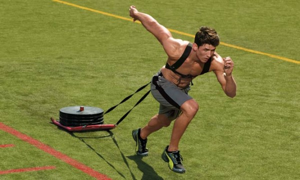 Sprint Training Using Sleds