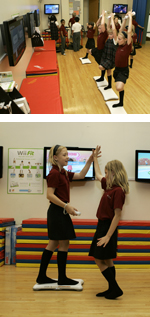 Active Gaming – Exercise For Kids