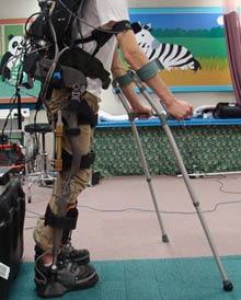 Personal Exoskeletons for Paraplegics