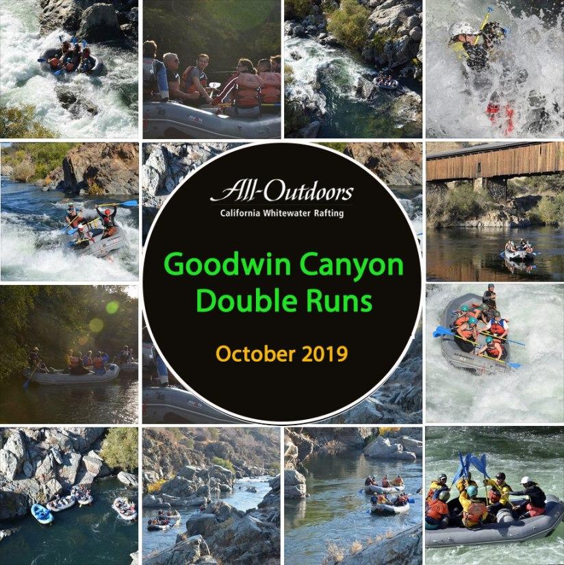 Goodwin Canyon Double Runs 2019