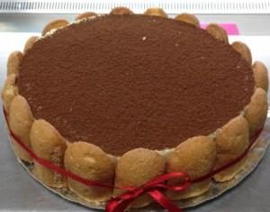 Tarta Tiramisú de Los Macarons