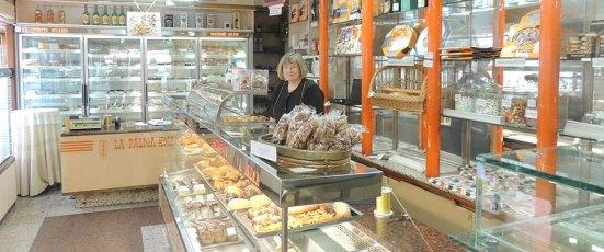 Interior Tienda La Palma
