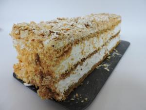 Tarta Milhojas de Merengue
