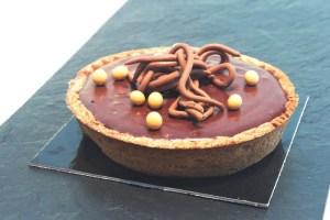 Cazuela Sable con trufa y chocolate negro