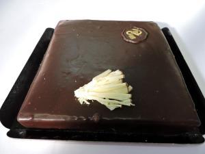 Mousse de Chocolate, especialidad de la casa