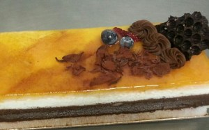 Tarta mousse Massini
