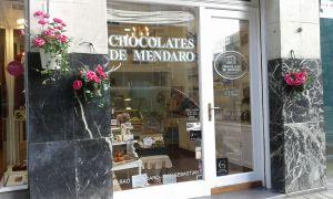 Chocolates de Mendaro Bilbao en Licenciado Poza 16
