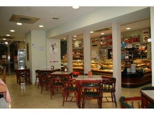 Los Angeles Sevilla interior de la tienda