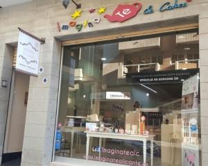 Imagina Té & cakes