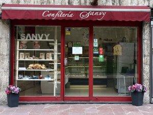 Confitería Sanvy en León