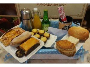 Desayuno Asturiano