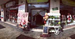 Flores de Mallorca en calle Aragón