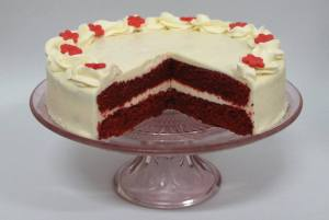 Tarta Red Velvet