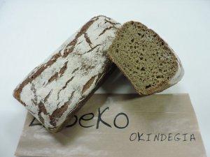 Pan de molde de centeno