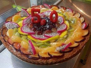 Crostata de Crema Pastelera
