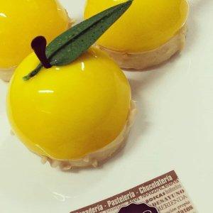 Postre Limón Fresa