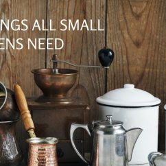 Kitchen Needs Pull Out Shelves 5 Things Every Small Apartminty All Apartment Kitchens Need Living Space Tips