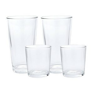 First Apartment Kitchen Checklist | Kitchen Essentials | Drinking Glasses Set