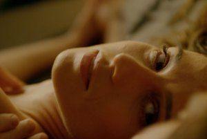 Marta Etura en uno de sus pocos planos en el personaje de Julia.