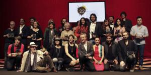 Premiados-durante-gala-entrega-XXII-Premios-Union-Actores-Actrices