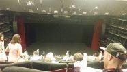 "El Grand Théâtre Lumière  antes de la proyección de ""Irrational Man""."