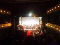 Nit de les Venus en el Teatre Zorrilla.  FILMETS 2015
