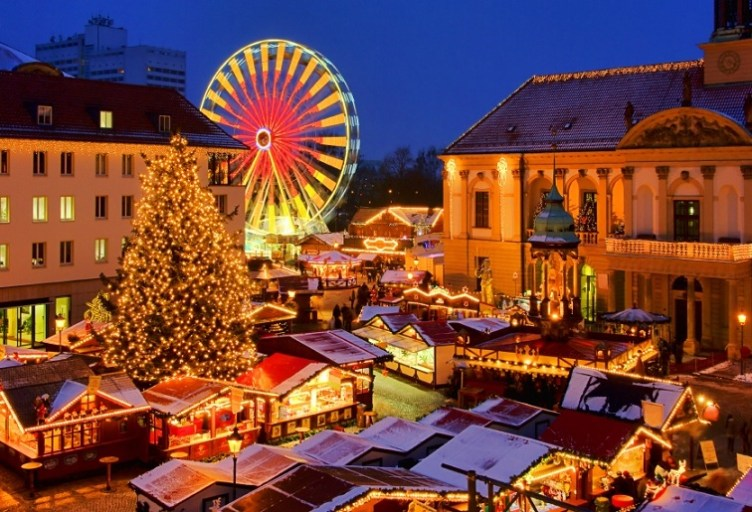 Fly To Christmas Markets from Gatwick Airport
