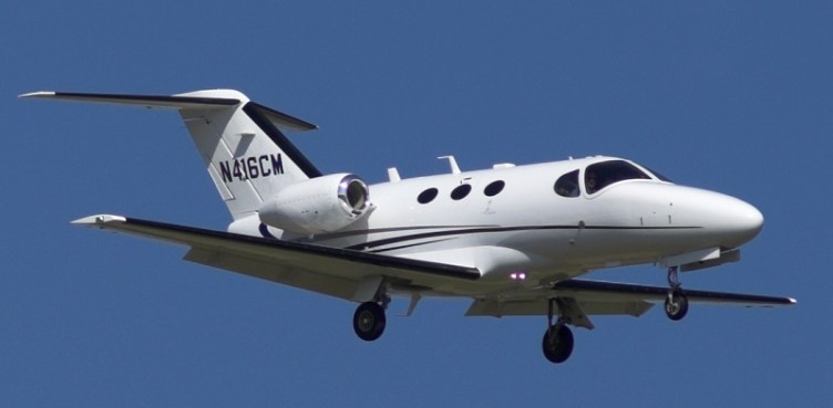 Hire a private jet from Stansted Airport