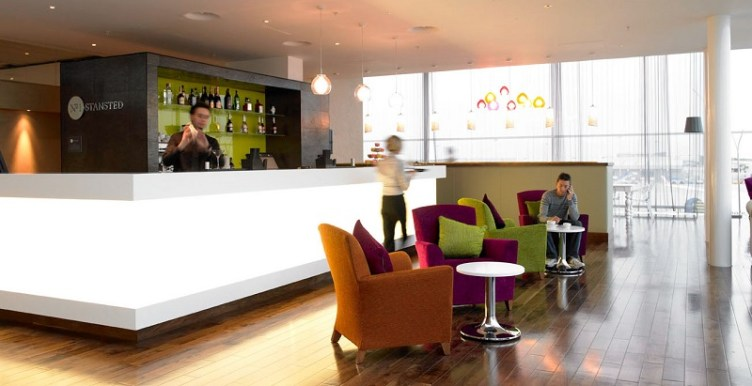 Dodge the crowds and relax in the No1 Traveller Lounge Stansted Airport