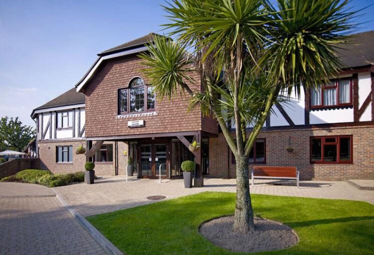 Win a night at the luxurious Felbridge Hotel