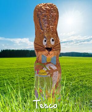 Tesco bunny... will he perform?