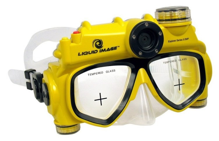 Digital Camera Diving Mask - Diving Goggles