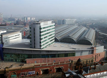 Piccadilly Station, Manchester ( image credit)