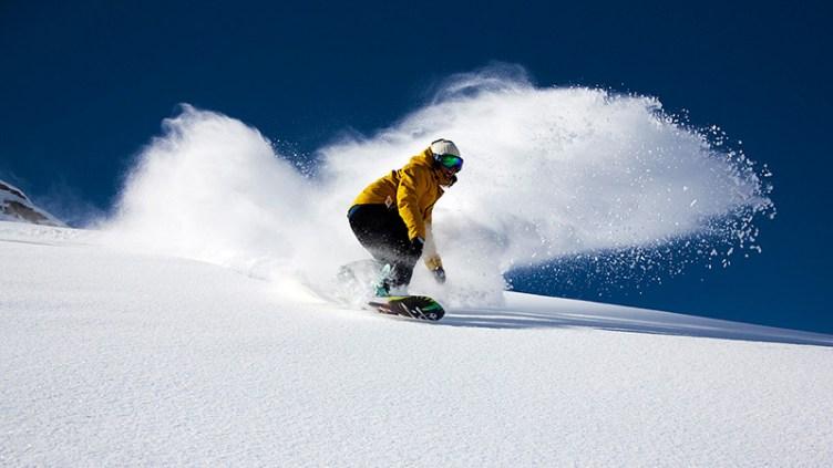Long-haul skiing