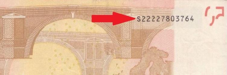 Identify where your euros call home