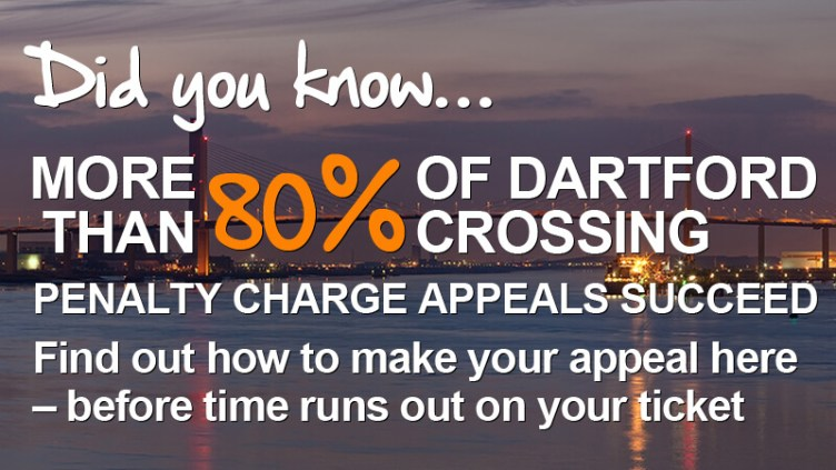 Appeal and win... 8 out of 10 drivers do