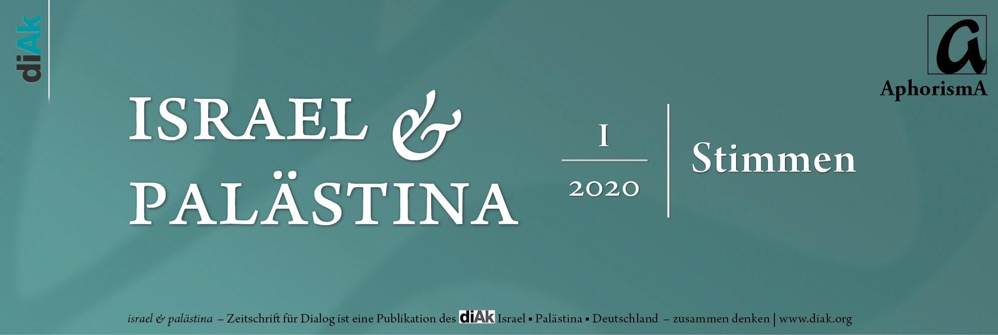 i&p 1/2020 Stimmen