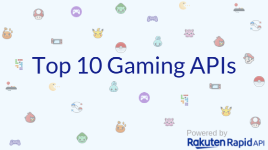 Top 10 Gaming APIs: Discord, Steam, Eve Online and more